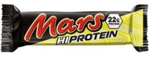 Заказать Mars Ink Hi-Protein Bar 65 гр